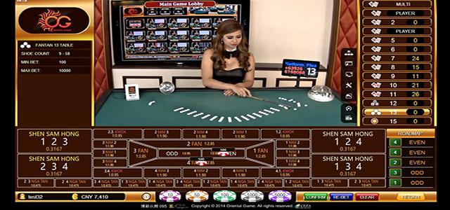 Cara Bermain FanTan A di Royal Casino