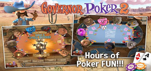 Poker Terbaru Governor of Poker Texas 2