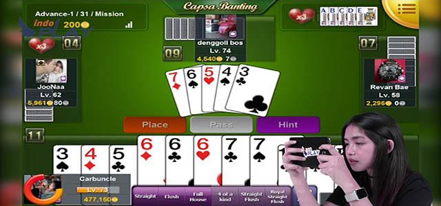 Tips dan Trik Permainan Capsa Banting Online