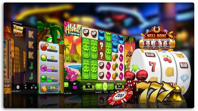 Tips Bermain Judi Slot Joker123